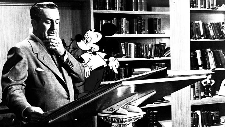 Walt Disney debuts Disneyland TV