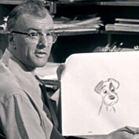 The ABC TV network airs the Disneyland TV show, featuring A Story of Dogs. The show is a look at the making of Lady and the Tramp, plus a group of Pluto films