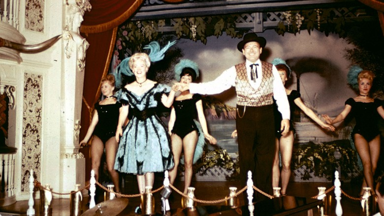 The last performance of the Golden Horseshoe Revue