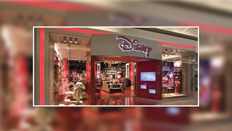 Disney fecha loja original da rede Disney Store