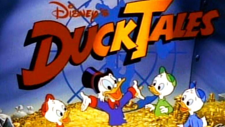 Ducktales debuts September 21, 1987