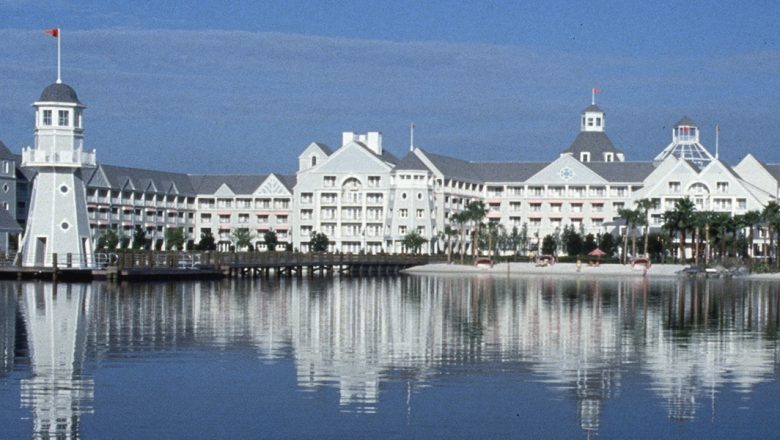 Resorts Open At Walt Disney World