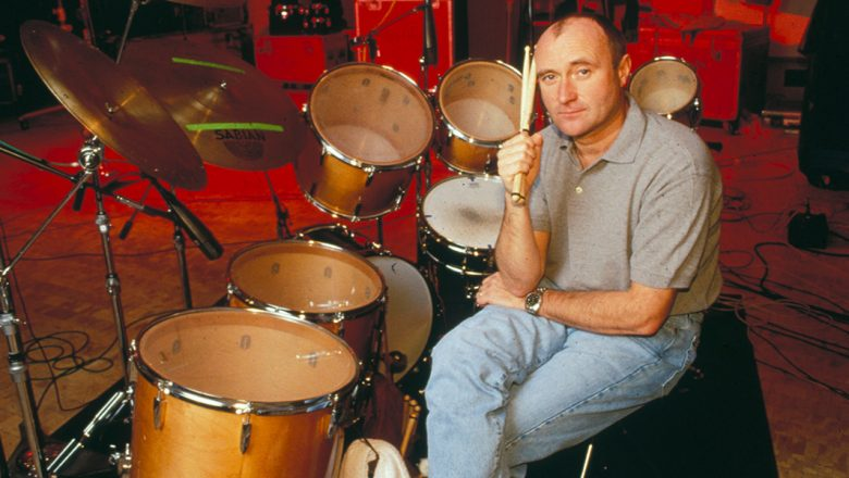 Phil Collins wins an Golden Globe for Tarzan