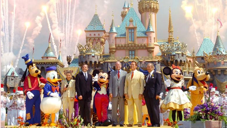 Disneyland Celebrates Its Golden Anniversary D23