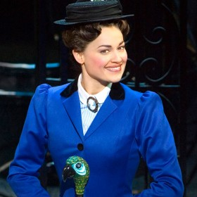 "Ashley Brown Leads ""Mary Poppins ""-Themed Master Class"