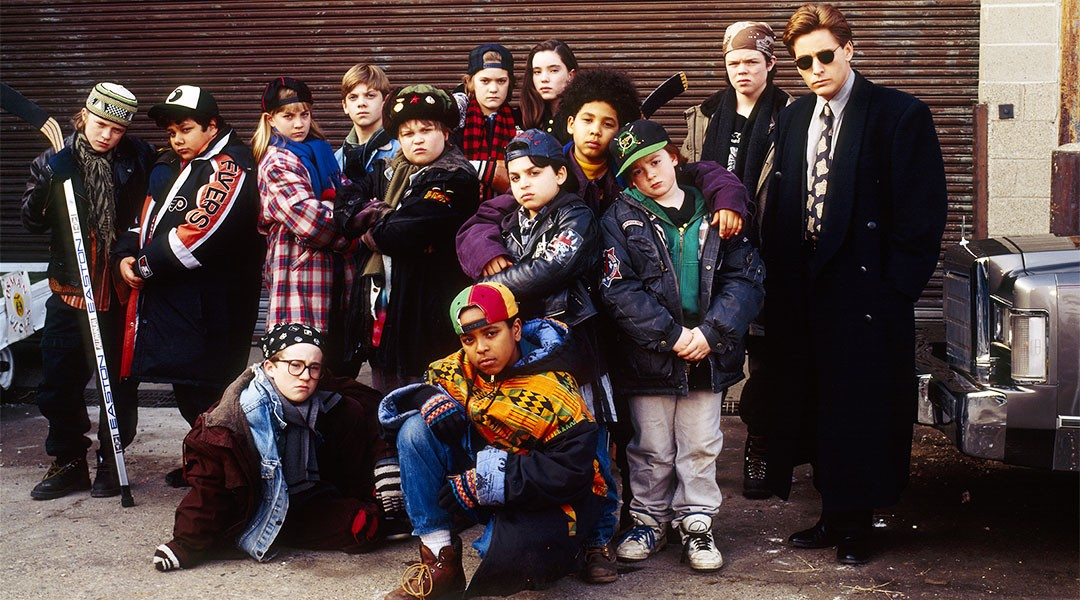 Cast of the Mighty Ducks