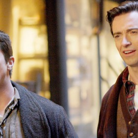 The Prestige starring Christian Bale and Hugh Jackman
