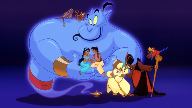 Aladdin Is Released D23