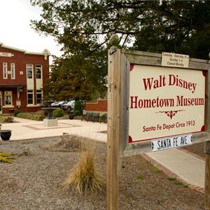 photo of Walt Disney Hometown Museum in Marceline, Missouri