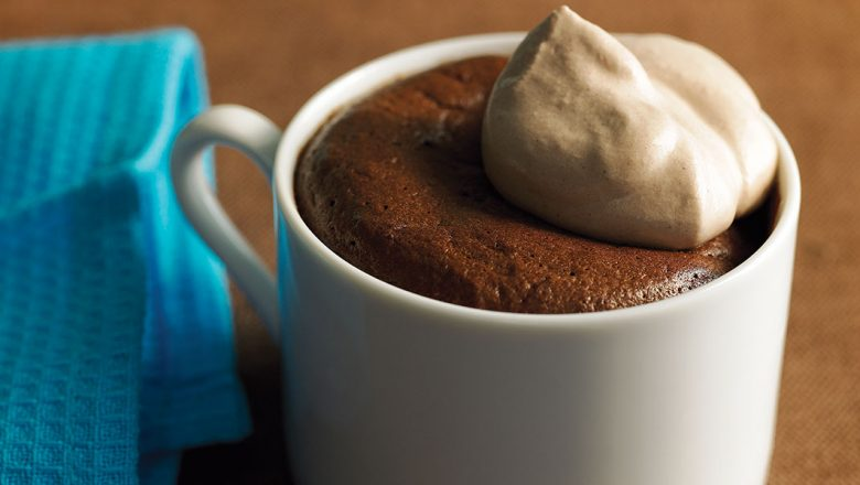 Recipe for Baked Hot Chocolate