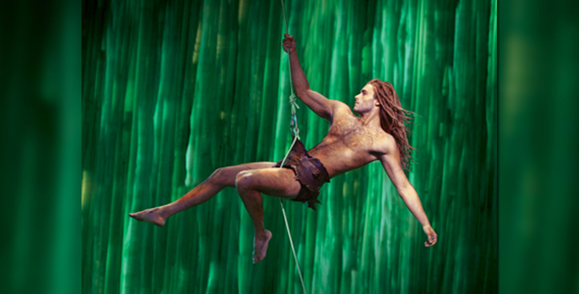 Tarzan stage production