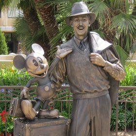 Storytellers Statue
