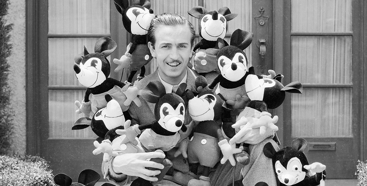 About Walt Disney - D23