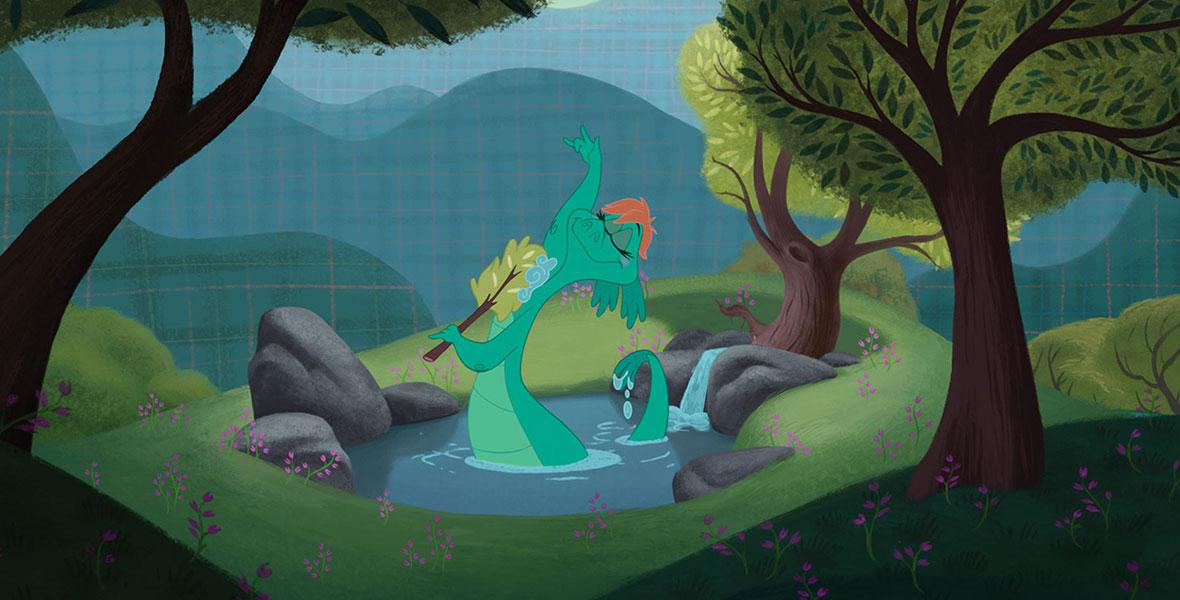 Ballad of Nessie