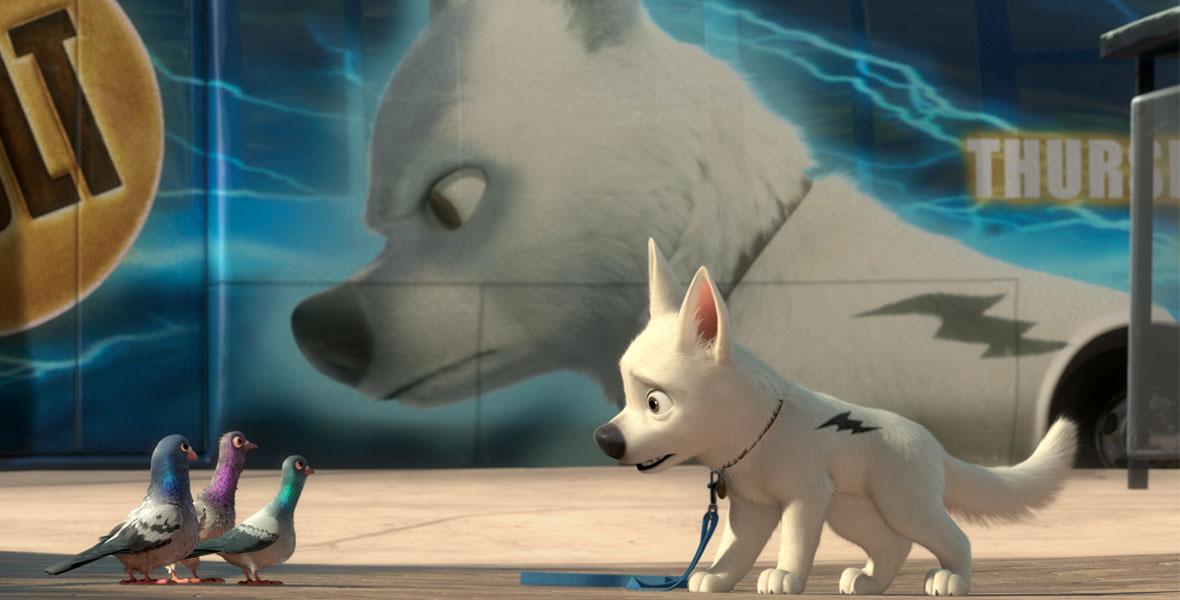 Bolt Film D23