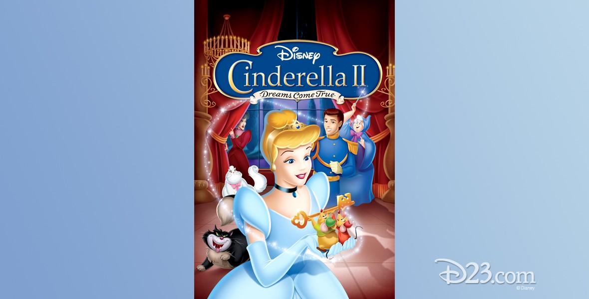 ddposter for Cinderella II: Dreams Come True (film)