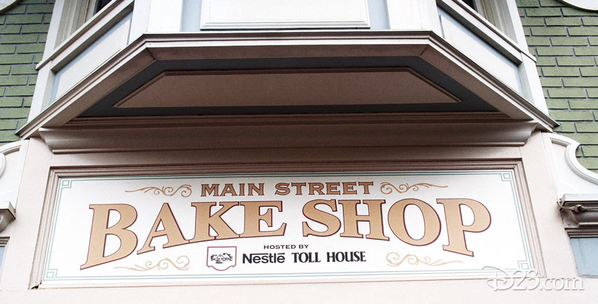 Photo of Main Street Bake Shop in Disneyland