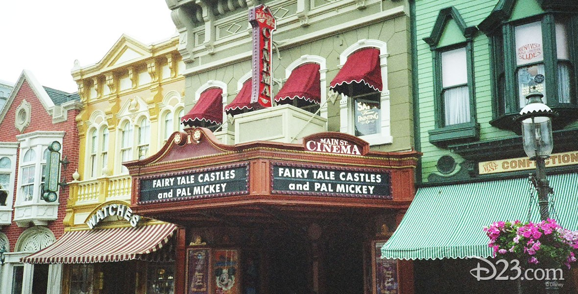 Photo of Main Street Cinema in Disneyland