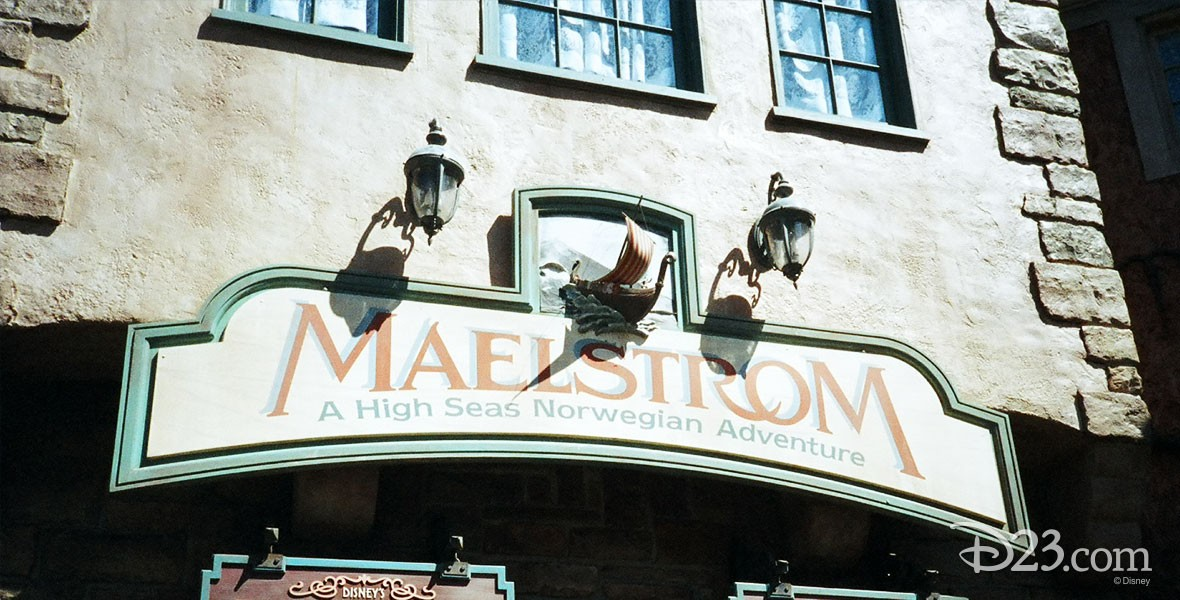 Photo of Maelstrom at Disneyland