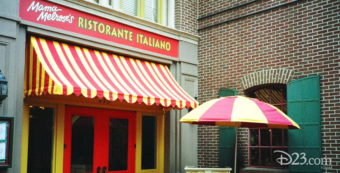 Photo of Mama Melrose's Ristorante Italiano in Disneyland