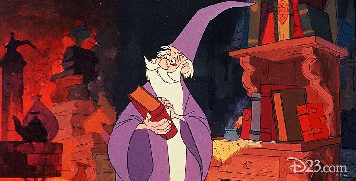 Disney's Merlin