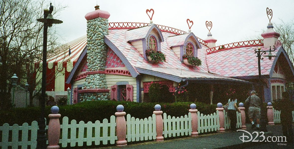 Photo of Minnie's House