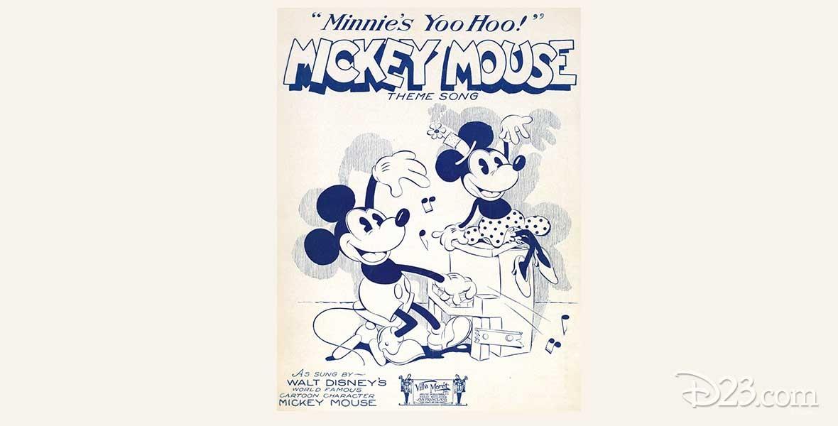 Photo of Minnie's Yoo Hoo Album Cover