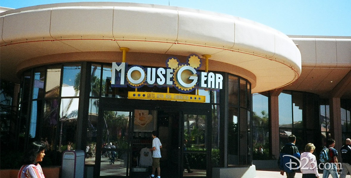 Photo of Mouse Gear at Disneyland