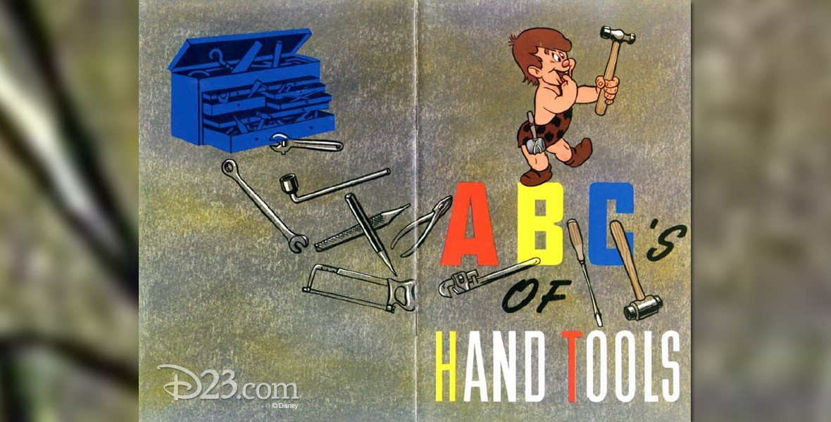 Cover art for The ABCs of Hand Tools