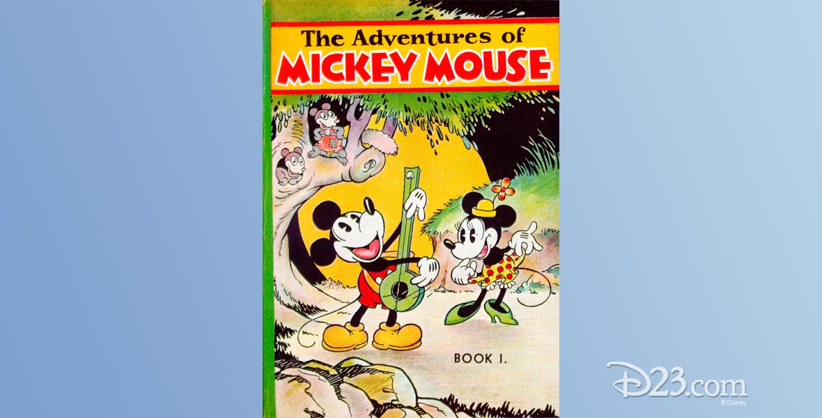 poster for The Adventures of Mickey Mouse