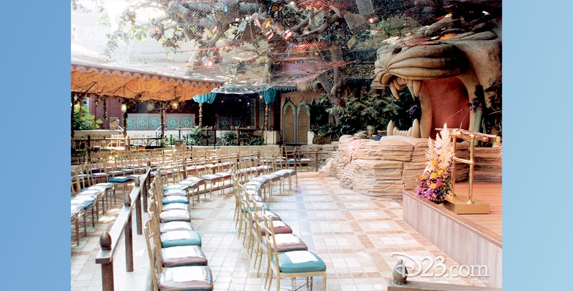 photo of Aladdin's Oasis