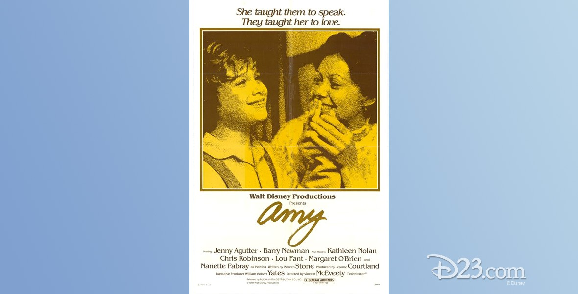 poster one-sheet for movie Amy