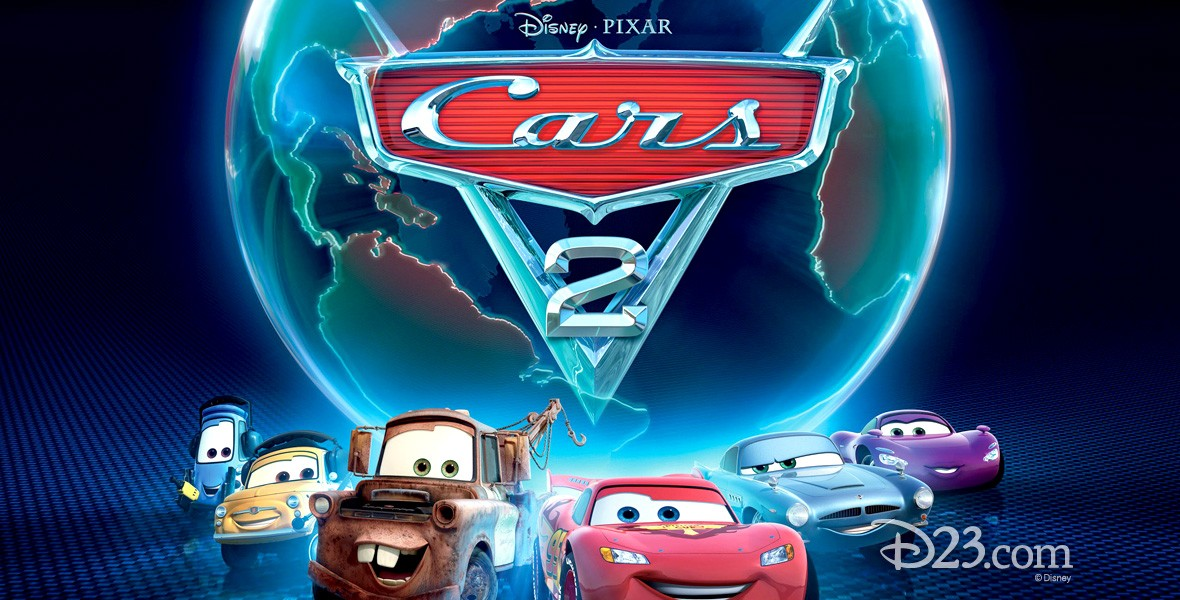 poster for Cars 2 (film)