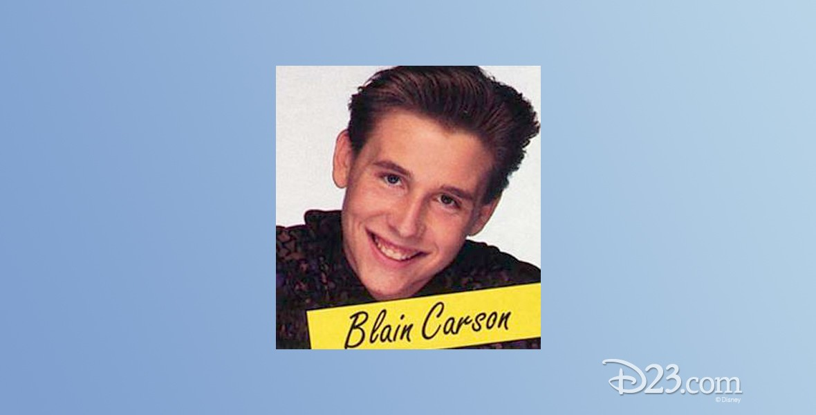 photo of Blain Carson