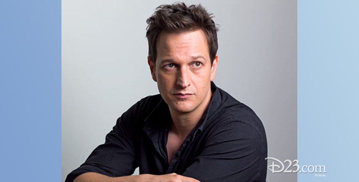 photo portrait of actor Josh Charles
