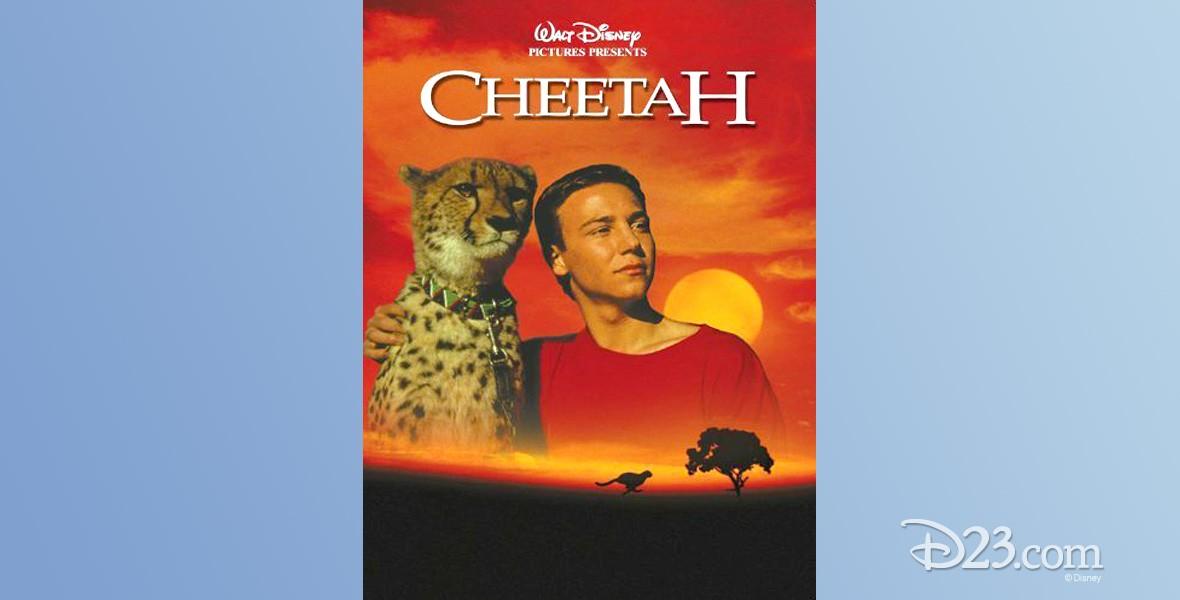 poster for Cheetah (film)