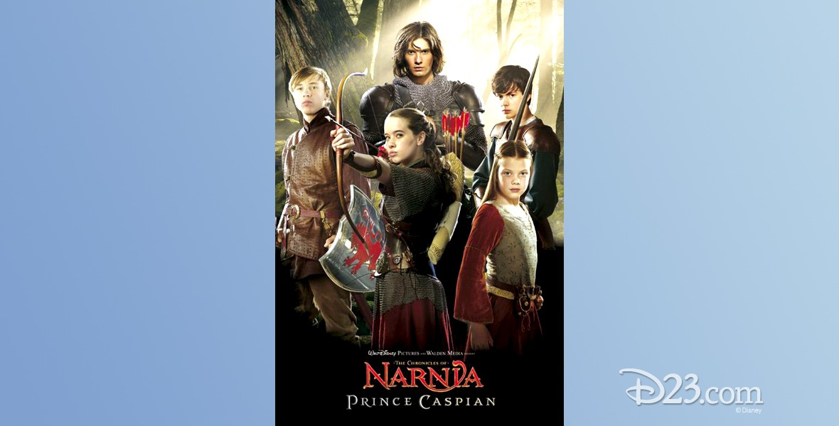 poster for The Chronicles of Narnia: Prince Caspian (film)