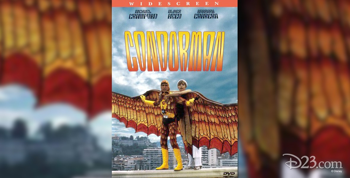 poster for Condorman
