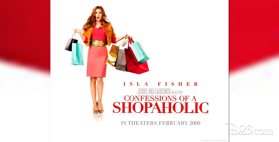 poster for movie Confessions of a Shopaholic