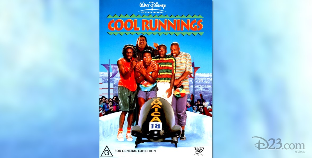 Poster for Cool Runnings