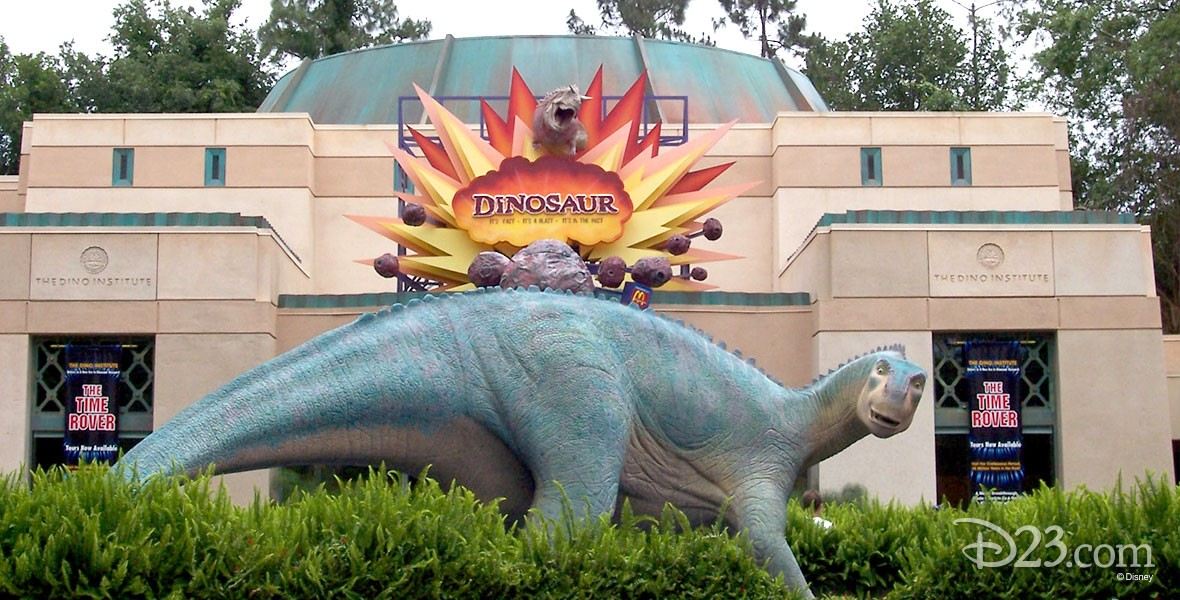 photo of Dinosaur! in Disney's Animal Kingdom