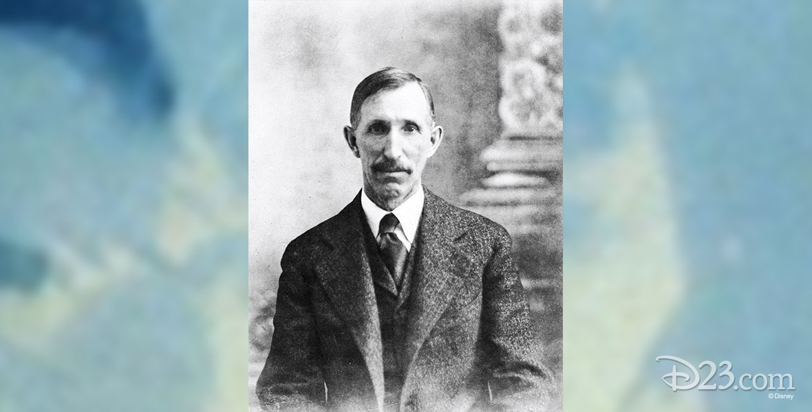 photo of Elias Disney