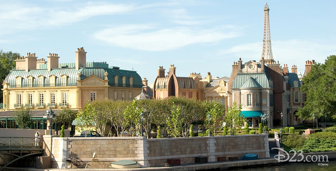 photo of France Pavilion at Epcot
