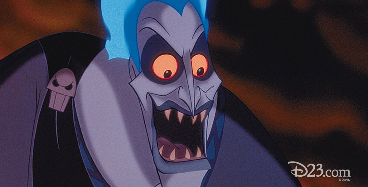 Hades in Disney's Hercules