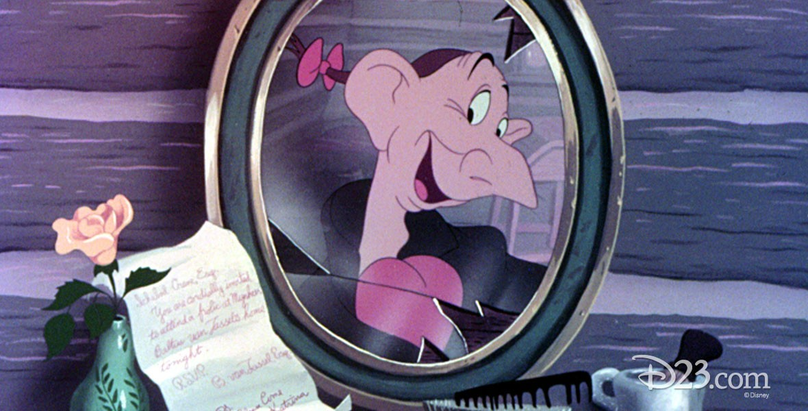 Ichabod Crane from The Adventures of Ichabod and Mr. Toad