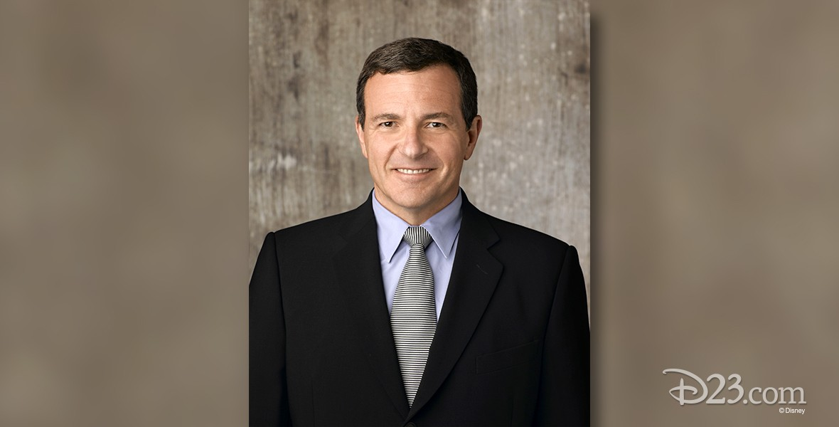 photo portrait of Robert A. Iger