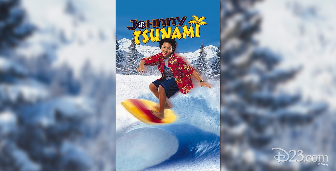 poster for Johnny Tsunami (television)