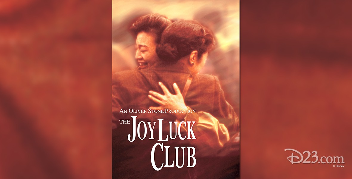 one-sheet movie poster for The Joy Luck Club (film)