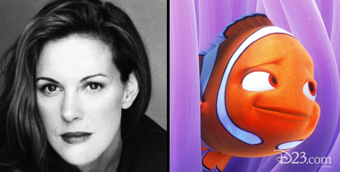 Photo of Elizabeth Perkins And Coral in Finding Nemo