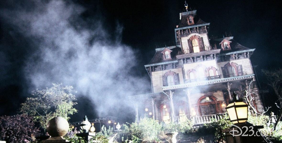 Photo of Phantom Manor at Disneyland